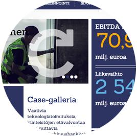 Caverionin vuosikertomus 2013