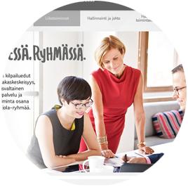 OP-Pohjola-Ryhmän vuosikertomus 2013