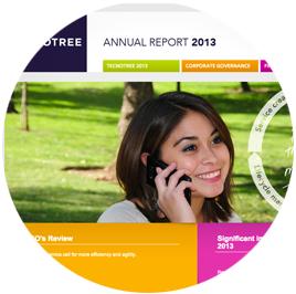 Tecnotreen vuosikertomus 2013