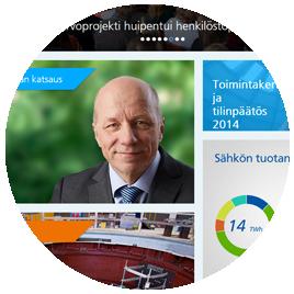 Pohjolan Voiman vuosikertomus 2014