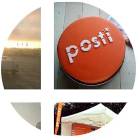 Postin vuosikertomus 2015