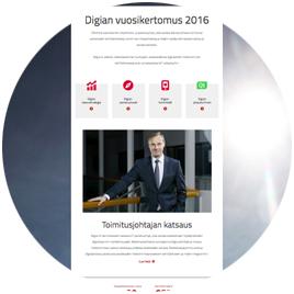 Digian vuosikertomus 2016