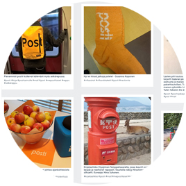 Postin vuosikertomus 2016