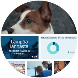 Suur-Savon Sähkön vuosikertomus 2016