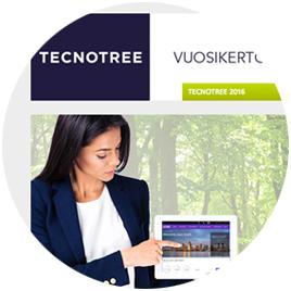 Tecnotreen vuosikertomus 2016