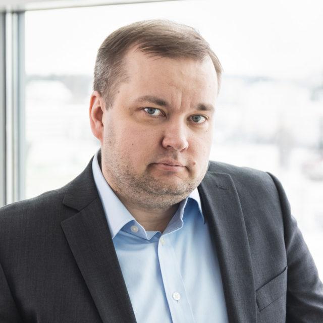 Jussi Mäkinen